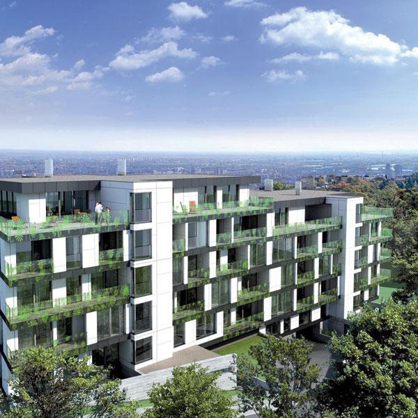 Na kolibe bude stáť luxusný bytový dom