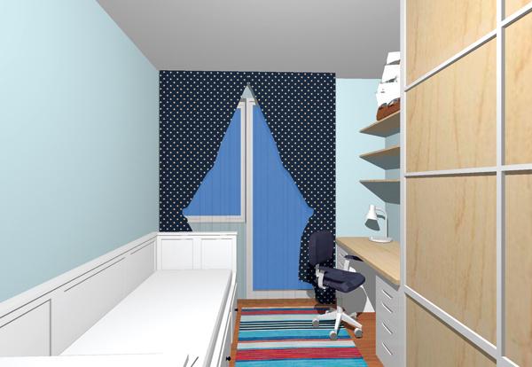 Ako sme vyriešili interiér 3 detských izieb