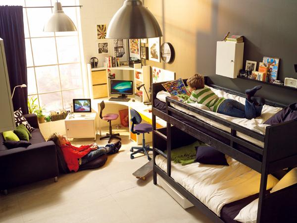 Poschodová posteľ Mydal, 119 €