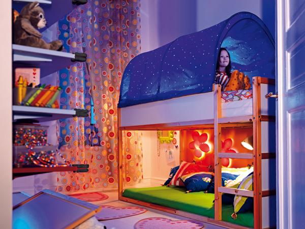 Rám vysokej postele Kura, 139 €,