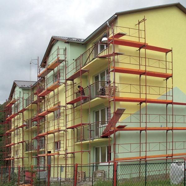 Energeticky nenáročné bývanie