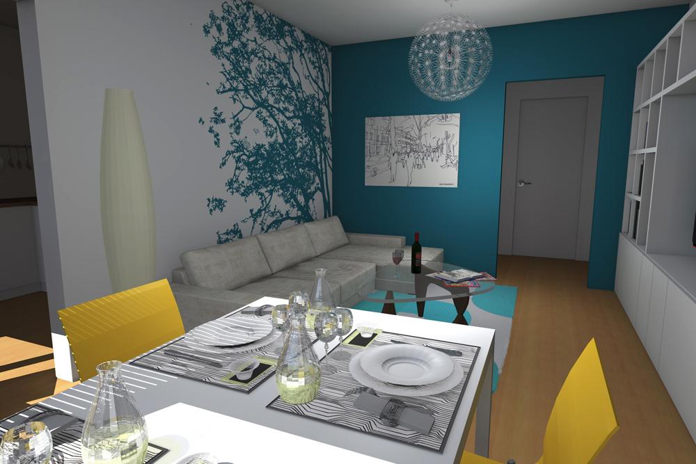 Ako by sme zmodernizovali panelákový byt v bratislavskej Karlovke