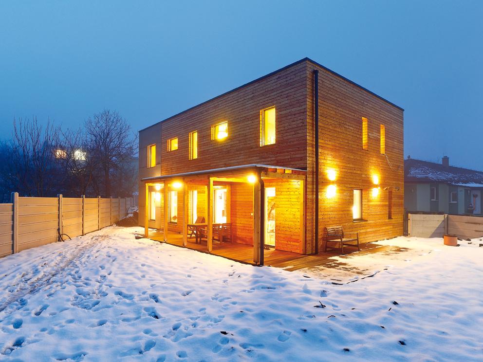 Prvý nulový dom na Slovensku