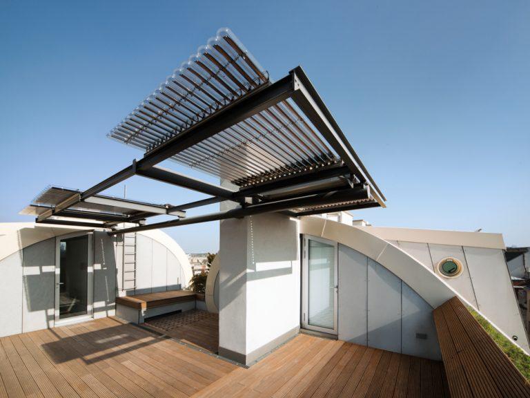 Premeňte slnečné žiarenie na teplo pre váš rodinný dom