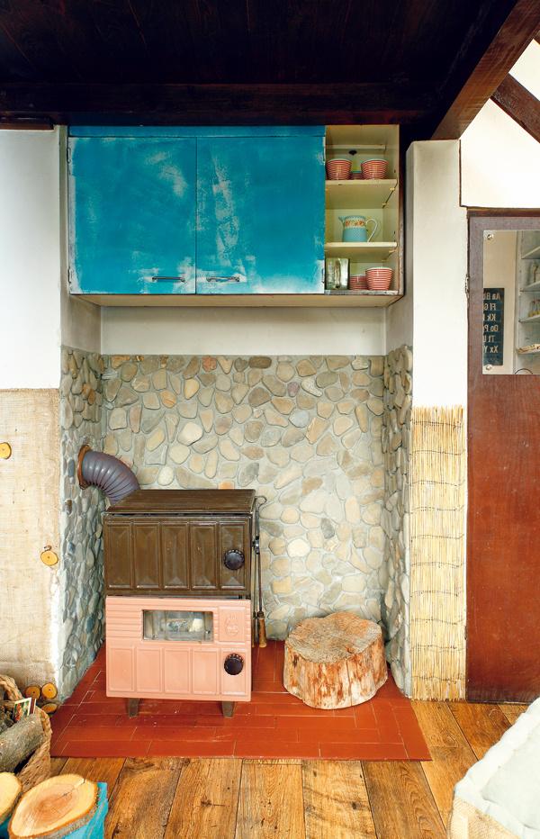 Ako sme oživili interiér zastaranej chalupy