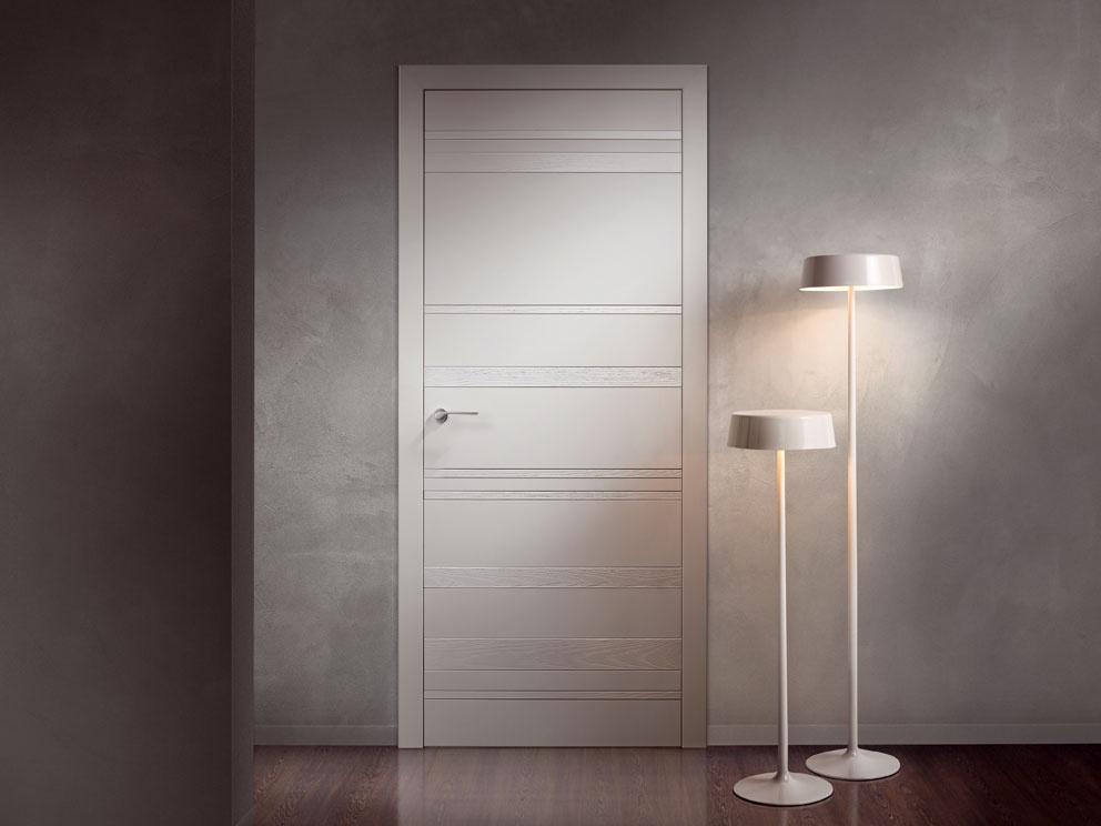 Dvere ako súčasť interiéru – tak trochu iné riešenie