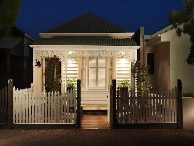 Malý veľký dom v Melbourne