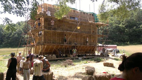 Seriál: Ako sa stavia pasívny dom - 2.časť - Začíname stavať