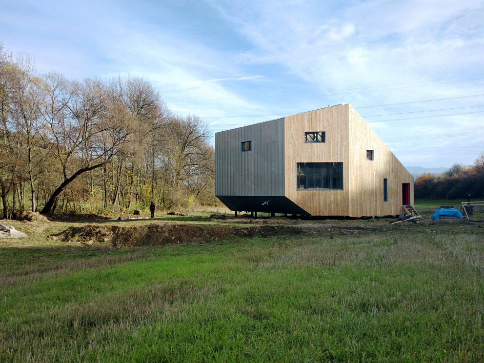 Seriál: Ako sa stavia pasívny dom – 2.časť – Začíname stavať