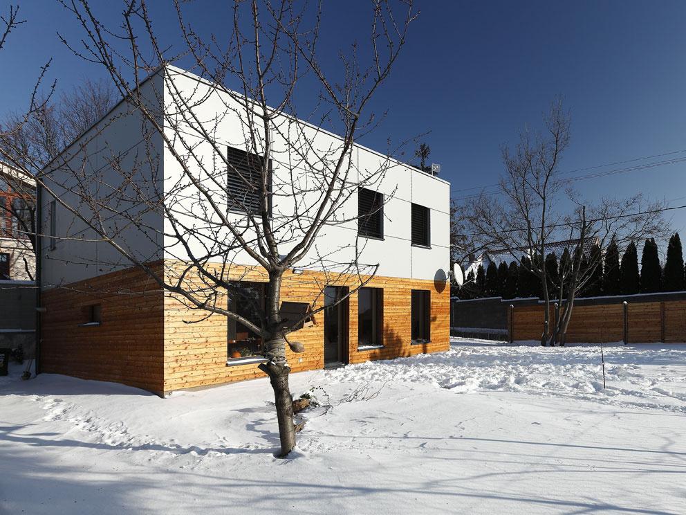 Aby ste neplatili vysoké účty: pasívny dom