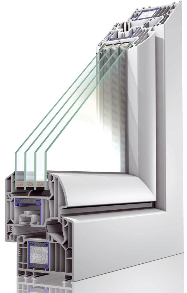 Okno, ktoré udrží teplo vdome