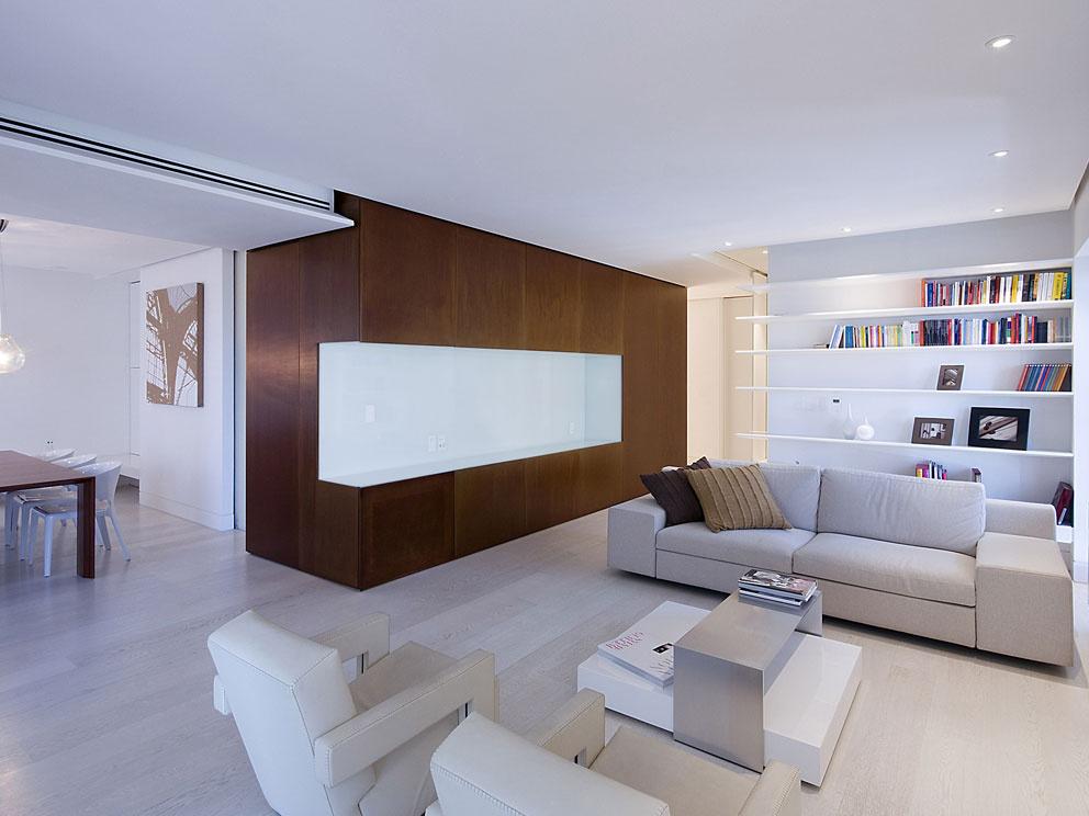 Rekonštrukcia bytu v minimalistickom štýle