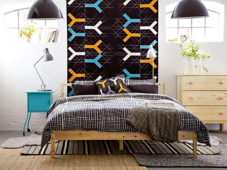 Textilná dekorácia v interiéri – ako na to