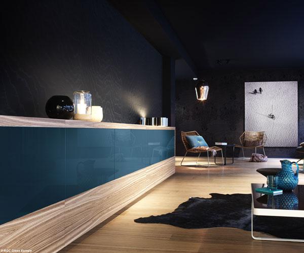 Sklo v interiéri – ekologicky šetrné riešenie s luxusným rozmerom