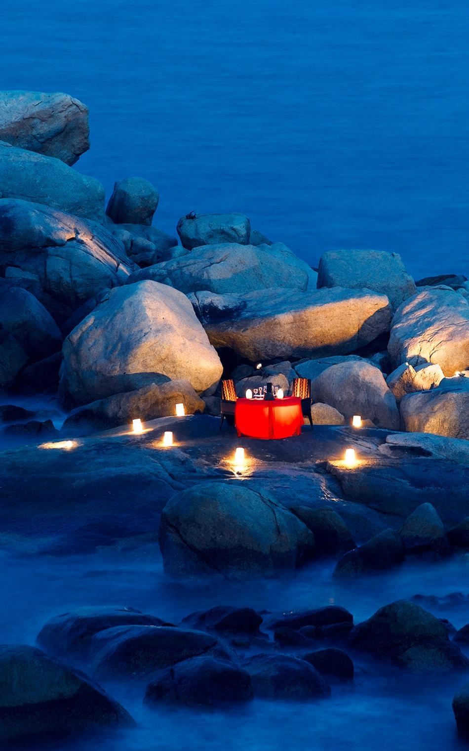 Inšpirácia na romantický večer