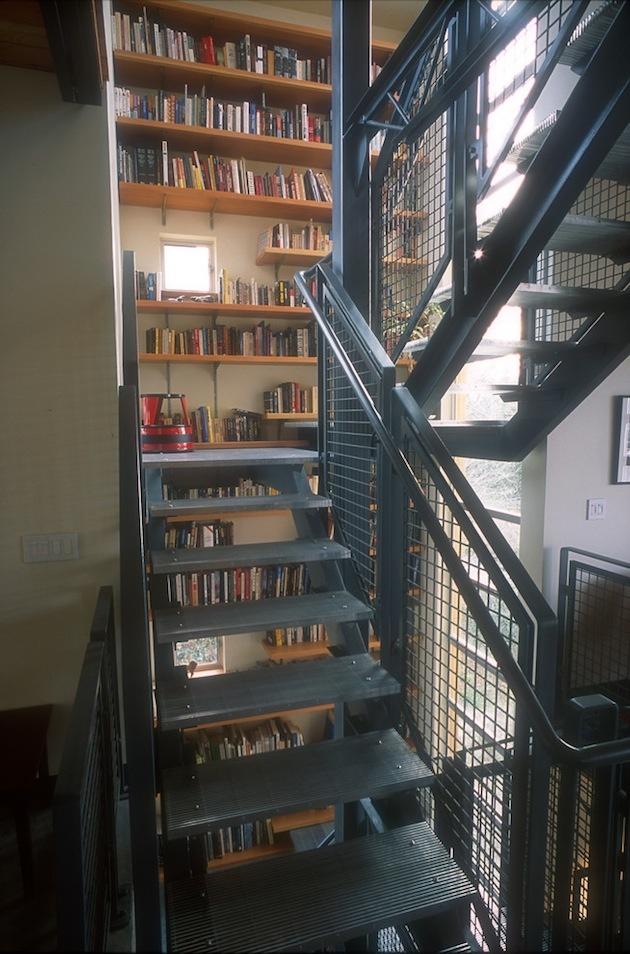 24 tipov ako si doma zriadiť knižnicu