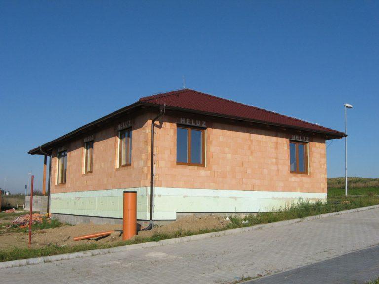 Chcete murovaný dom ale neviete z čoho stavať?