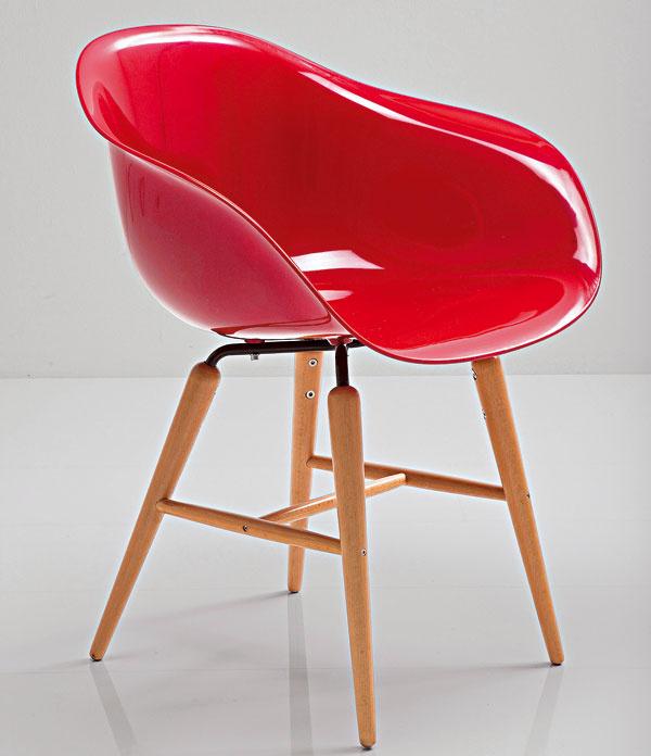 Retro stolička, 74,5 × 60,5 × 53 cm, 175,90 €, Kare