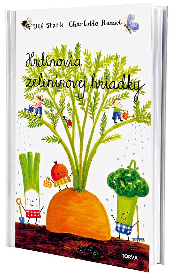 Detská knižka Torva – Hrdinovia zeleninovej hriadky, 3,99 €, IKEA