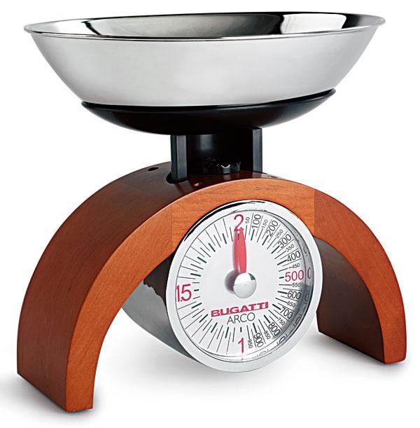 Kuchynská váha Arco Bilancia, výrobca Casa Bugatti