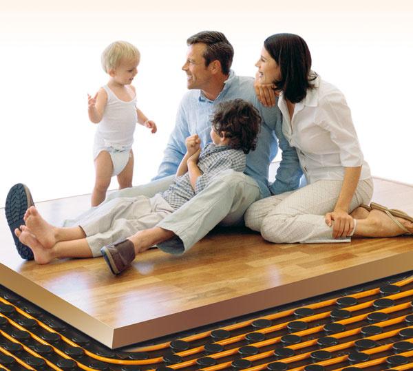 Polybutén predstavuje najvhodnejší materiál na výrobu rúrok na teplovodné podlahové vykurovanie, ktorý spĺňa najnáročnejšie kvalitatívne abezpečnostné kritériá. Polybuténové rúrky sú odolné proti korózii, tlmia hluk aich životnosť presahuje 50 rokov.
