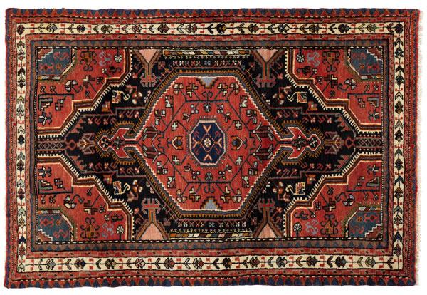 Vlnený koberec Persisk Hamadan, 150 × 200 cm, 299 €, IKEA