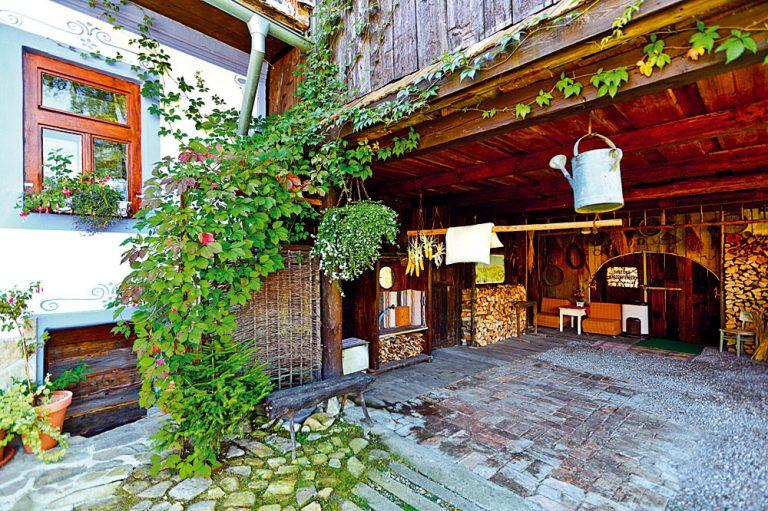 Zo stodoly pod Tatrami vytvorili fascinujúci a láskyplný priestor