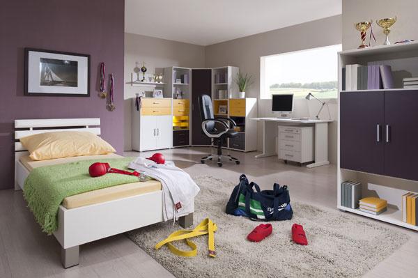 "Hravé detské izby – ""Rodina univerzálnych programov""."