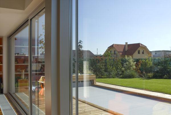 KALYPSO AKTIVOKNO – okno pre nízkoenergetické a pasívne domy