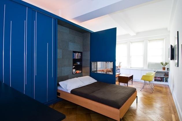 13 x posteľ, ktorá sa zmestí kdekoľvek