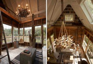 Svojpomocne postavený dom na strome láka dovolenkárov