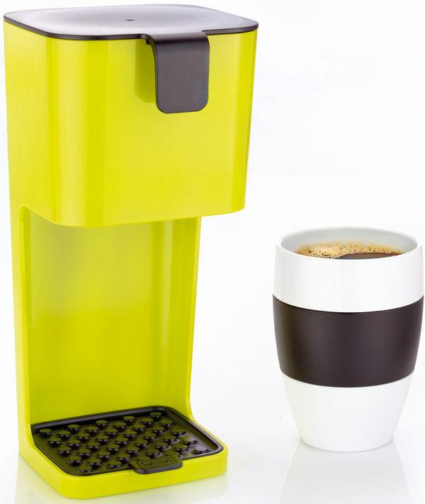 Kávovar Unplugged, zn. Koziol, 29 €, www.designea.sk