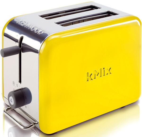 Celokovový kMix hriankovač Kenwood TTM 028, 51,99 €, www.electroworld.sk