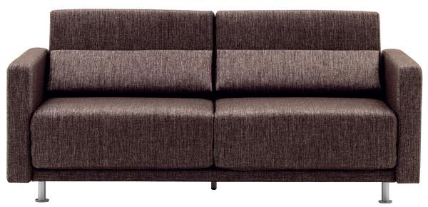Melo, polohovacia arozkladacia sedačka, poťah Sazza, 173 × 83/197 × 79 cm, 1 095 €, BoConcept