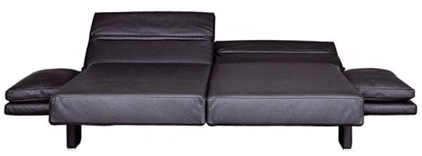 Scene, rozkladacia sedacia súprava, Franz Fertig, šírka 272 cm, lôžko 188 × 197 cm, od 3 148 €, Merito