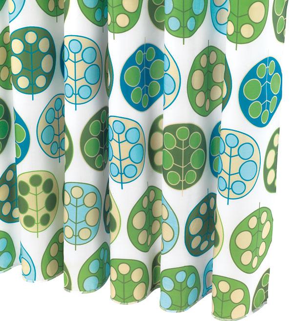 Nolvik, kúpeľňový záves, polyester, 180 × 200 cm, 12,99 €, Jysk