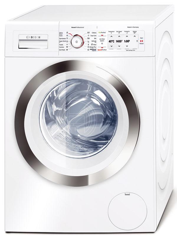 Bosch WAY 32890 EU, kapacita 8 kg, energetická trieda A+++, spotreba energie 0,90 kWh, vody 47 l, odstreďovanie 1 600 ot./min, hlučnosť 49/72 dB, Vario Perfect, iDos, 1 203,92 €