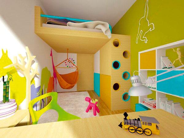 Pódium predstavuje dobré riešenie napríklad do detskej izby. Deťom sa spanie vo výške určite zapáči apod ním vznikne dostatok miesta na hru aj štúdium. Obezpečnosť pri spaní sa postará vysoká zábrana.