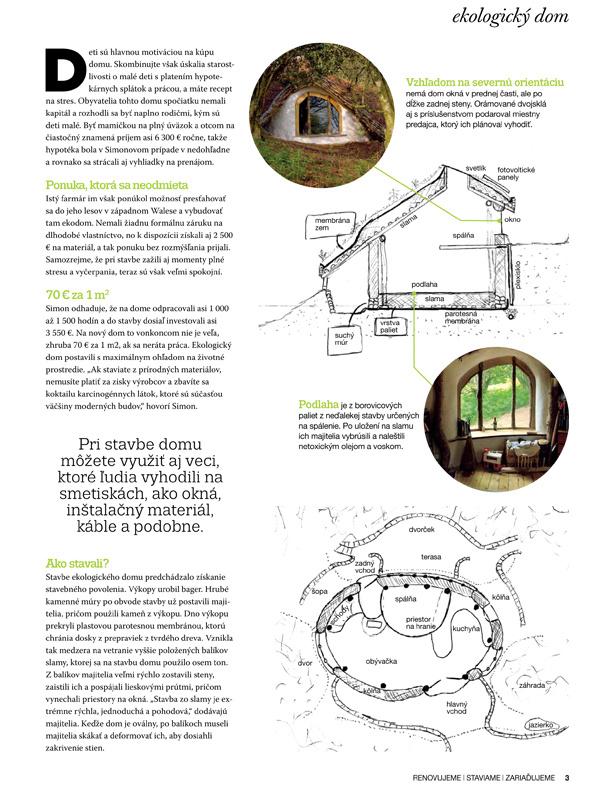 Publikácia Všetko o bývaní:  Ako postaviť dom do 70 000 € v predaji