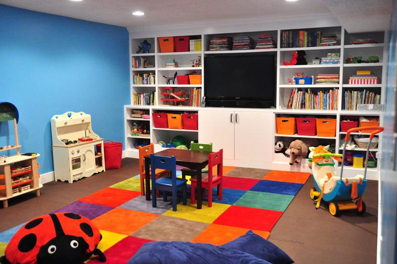 Ako hravo zariadiť detskú izbu