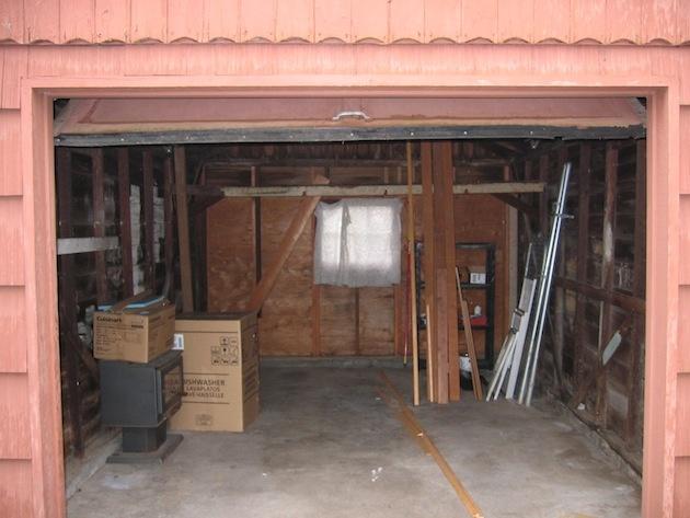 Krásne bývanie v bývalej garáži