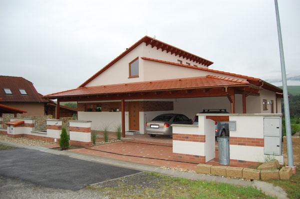 Realizácia rodinného domu v Limbachu