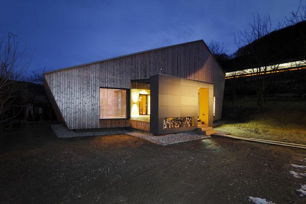 Prečo si postaviť dom z dreva