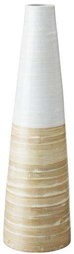 Dekoračná váza Vinäger, bambus, 48 cm, dizajn Nicolas Cortolezzis, 14,99 €, IKEA