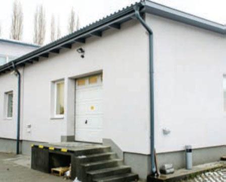 Systém je vhodný na výstavbu rodinných domov, administratívnych i menších priemyselných stavieb a stavieb občianskej vybavenosti