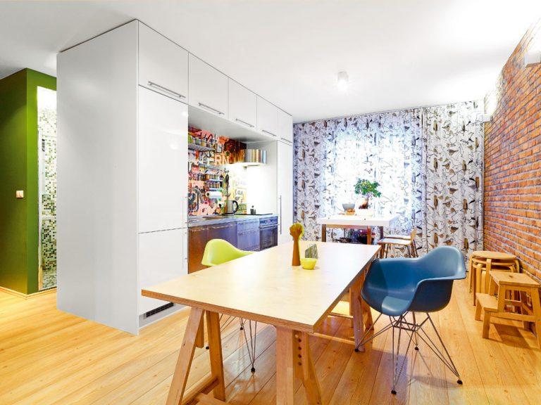Za 2 týždne kompletne zrekonštruovali svoj malý byt v Ružinove