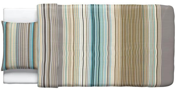 Posteľné obliečky Plmlilja, lyocell 55 %, bavlna 45 %, 150 × 200 cm/50 × 60 cm, 29,99 €, IKEA