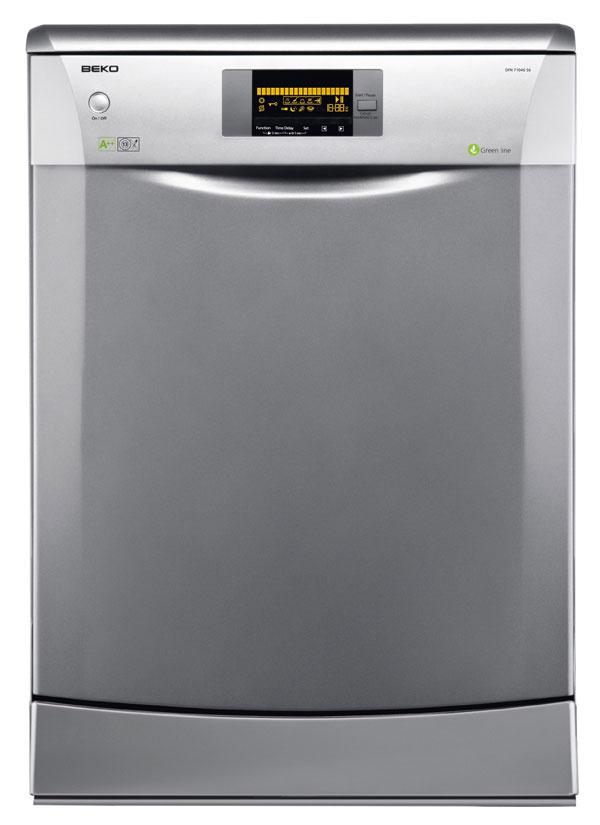 súťaž o testovanú umývačku B, Beko DFN 71046 S6