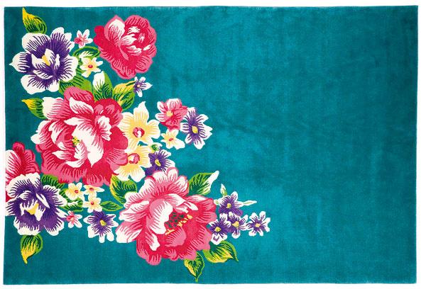 Ručne tkaný koberec Formosa znovozélandskej vlny, Nanimarquina, 170 × 240 cm, 3 612 €, Konsepti