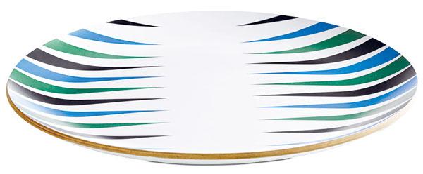 Podnos Backgammon, dyha sfarebnou potlačou, priemer 40 cm, 39 €, BoConcept, Light Park